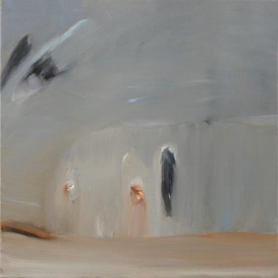 Terre d'ombre(s) - Vent de sable